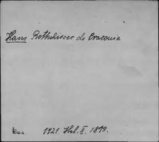 Kartoteka Słownika staropolskich nazw osobowych; Hans - Hapa