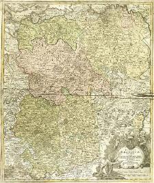 Ducatus Brabantiae Nova Tabula in qua Lovanii Bruxellarum March. S. Imperii Sylvae Ducis et Mechliniae Dominia in suas quasq[ue] minores Ditiones subdivisa ostenduntur