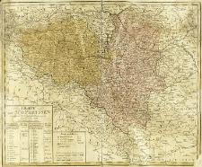 Charte von Süd Preussen