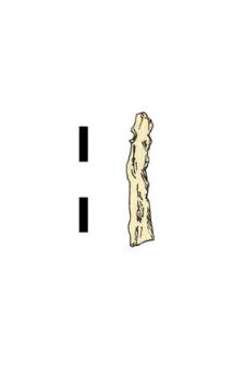 fragment ołowiu