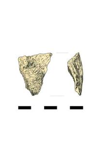 vessel, fragment