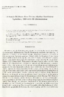 A female Bukhara deer Cervus elaphus bactrianus Lydekker, 1990 with 68 chromosomes