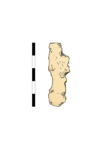 item, iron, fragment