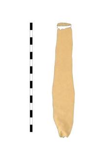 przedmiot, kościany