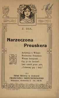 Narzeczona Preuskera