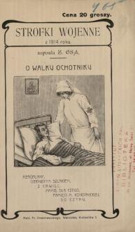 Strofki wojenne z 1914 roku