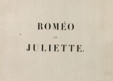 Roméo et Juliette : tragédie de Shakespeare