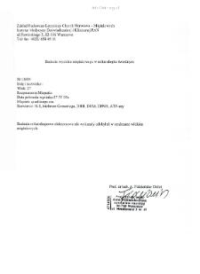 Files for neuromuscular diseases (2009) - nr 18/09