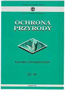 """Vegetation of the projected """"Krzyżowa Góra near Strzegom"""" reserve (Lower Silesia)"""