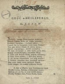 Gość w Heilsbergu : Do J.O.X.B.W.