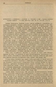 Mowszowicz, J., Hereźniak, J., Olaczek, R. i Urbanek, H. - 1963 - Rezerwat modrzewia polskiego Trębaczew - Pr. Wydz. Mat.-Przyr. Łódź. TN, 94: 1-99 tabl. 3 fig. 37