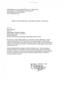 Files for neuromuscular diseases (2013) - nr 51/13