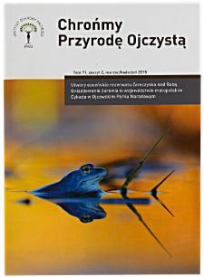 Rozmieszczenie Acallocrates colonnellii (Coleoptera: Curculionidae) w Polsce
