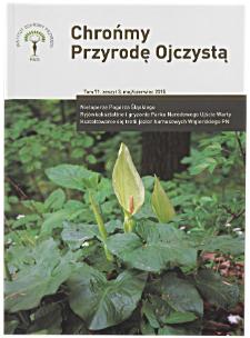 Różnorodność gatunkowa i ochrona nietoperzy Pogórza Śląskiego
