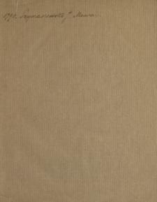 Mowa Jaśnie Wielmożnego Jmci Pana Jana Szymanowskiego Posła Ziemi Czerskiey, Na Seymiku Elekcyinym Kommissarzów Cywilno-Woyskowych teyże Ziemi, dnia 8. Lutego 1790. Miana
