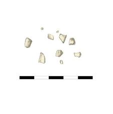 ruda żelaza, fragmenty