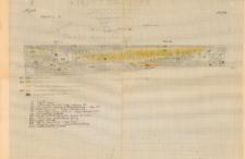 KZG, VI 301 AC, profil archeologiczny S wykopu