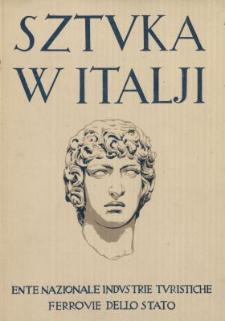 Sztuka w Italji