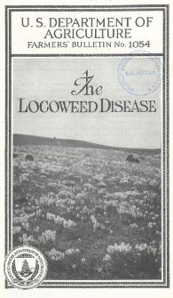 The locoweed disease
