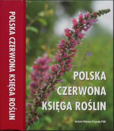Pulsatilla slavica G. Reuss Sasanka słowacka
