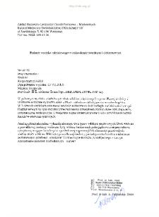 Files for neuromuscular diseases (2012) - nr 41/12