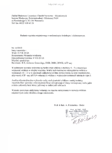 Files for neuromuscular diseases (2012) - nr 44/12