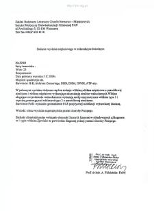 Files for neuromuscular diseases (2009) - nr 39/09