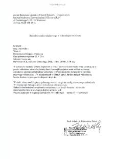 Files for neuromuscular diseases (2009) - nr 20/09