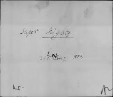 Kartoteka Słownika staropolskich nazw osobowych; Mig - Mik