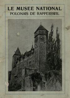 Le Musée National Polonais de Rapperswil.