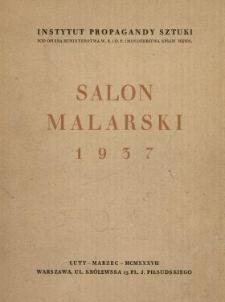 Salon Malarski 1937