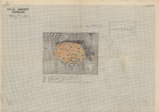 KZG, V 20 D, plan paleniska 2/58