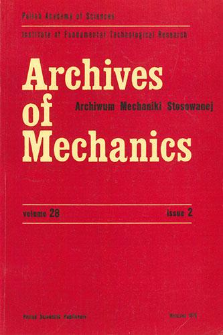 Description of thermo-mechanical properties of viscoelastic irradiated materials