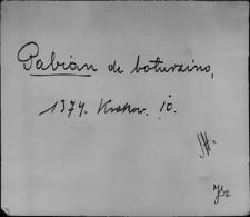 Kartoteka Słownika staropolskich nazw osobowych; P - Pad