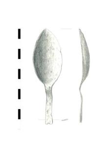 spoon, iron