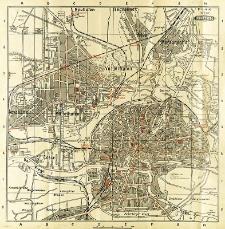 Plan der Stadt Königsber