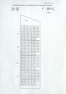 Testowanie Wyłączonych Drzewostanów Nasiennych sosny zwyczajnej. II Region testowania. Nr 84/So/P/III/3/WDN1