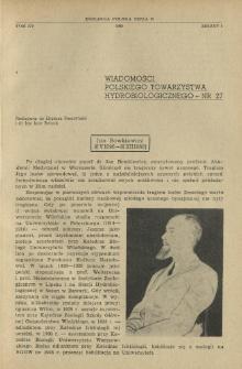 Jan Bowkiewicz (8 V 1896-31 XII 1968)