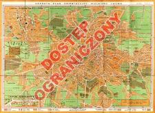 Horbaya plan orientacyjny wielkiego Lwowa