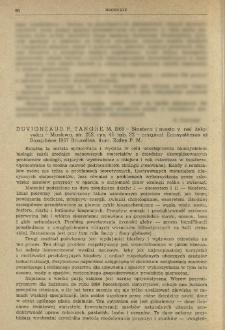 Recenzje. Duvigneaud, P., Tanghe, M. 1968 - Biosfera i mesto v nej čeloveka - Moskwa, str. 253, rys. 56 tab 32 - oryginał Ecosystèmes et Biosphère 1967 Bruxelles, tłum. Rafes P. M.