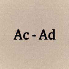 Ac-Ad