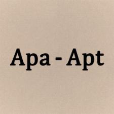 Apa-Apt