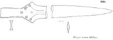 sword (Podjuchy) - metallographic analysis