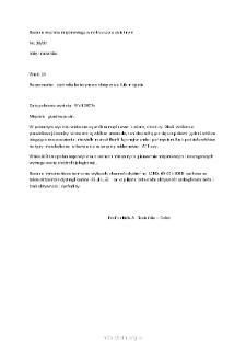 Kartoteka przypadków klinicznych chorób nerwowo-mięśniowych (2007) - opis nr 29/07