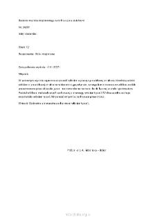 Kartoteka przypadków klinicznych chorób nerwowo-mięśniowych (2007) - opis nr 50/07