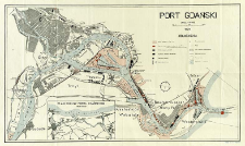 Port Gdański : skala 1:15 000