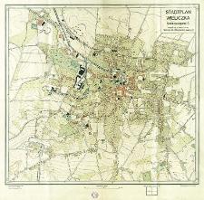 Stadtplan Wieliczka