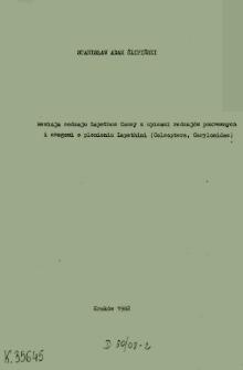 Rewizja rodzaju Lapethus Casey z opisami rodzajów pokrewnych i uwagami o plemieniu Lapethini (Coleoptera, Cerylonidae)