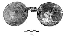 zapinka płaska z tarczami (mn) - analiza metalograficzna