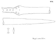 miecz (Margowo) - analiza metalograficzna